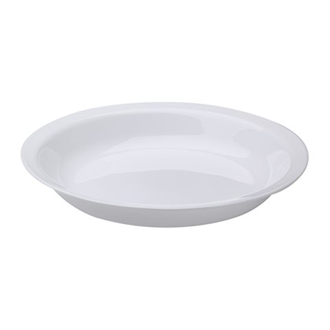 Winter Frost White Pie Plate