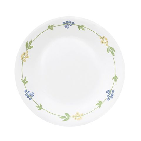 Secret Garden Bread and Butter Plate