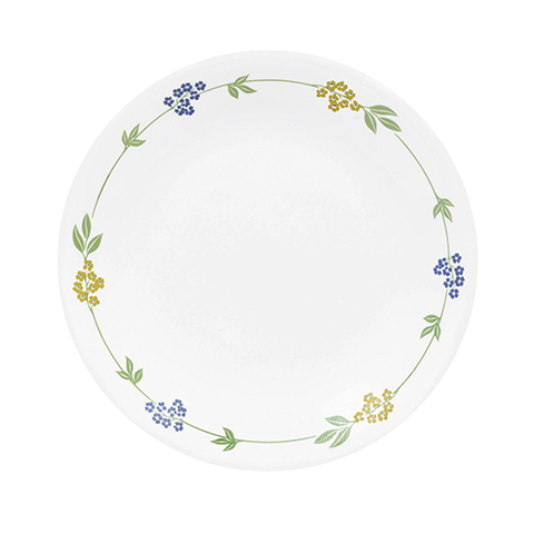 Secret Garden Luncheon Plate