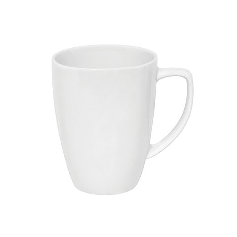 Porcelain Mug - White