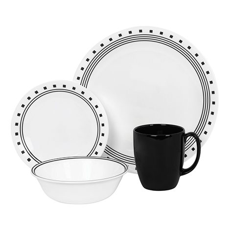 City Block 16 Piece Dinner Set