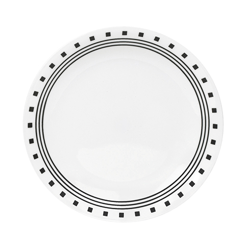 City Block Luncheon Plate