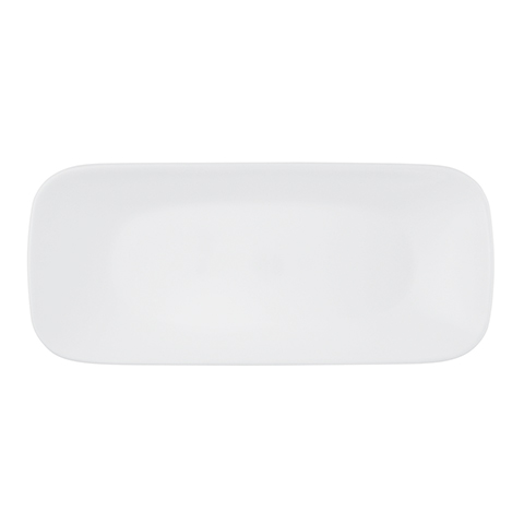 Pure White Serving Tray