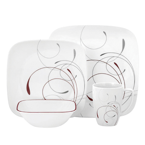 Splendor 16 Piece Dinner Set