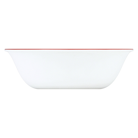 Crimson Trellis Soup/Cereal Bowl