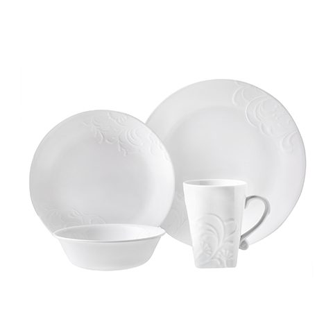 Cherish Round 16 Piece Dinner Set