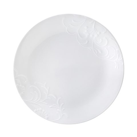 Cherish Round Luncheon Plate