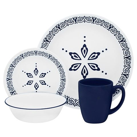 Florentia 16 Piece Dinner Set
