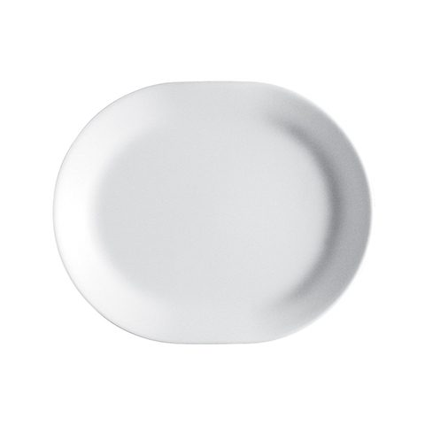Winter Frost White Serving Platter