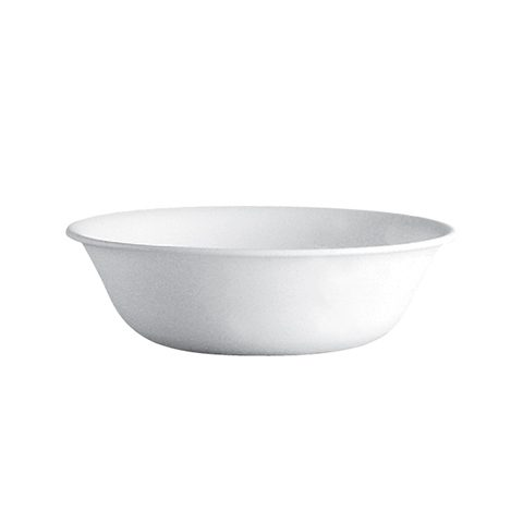 Winter Frost White Soup/Cereal Bowl