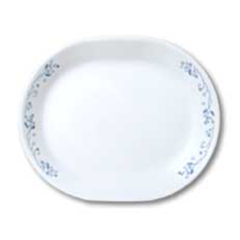 Provincial Blue Serving Platter