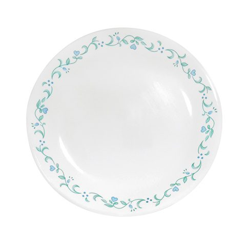 Country Cottage Dinner Plate