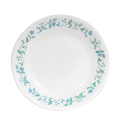 Country Cottage Bread and Butter Plate