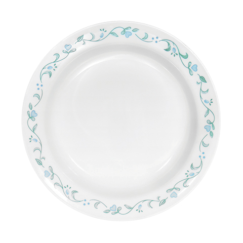 Country Cottage Rim Soup Bowl