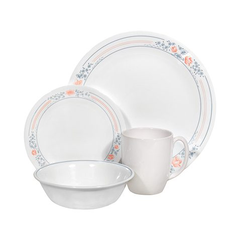 Apricot Grove 16 Piece Dinner Set