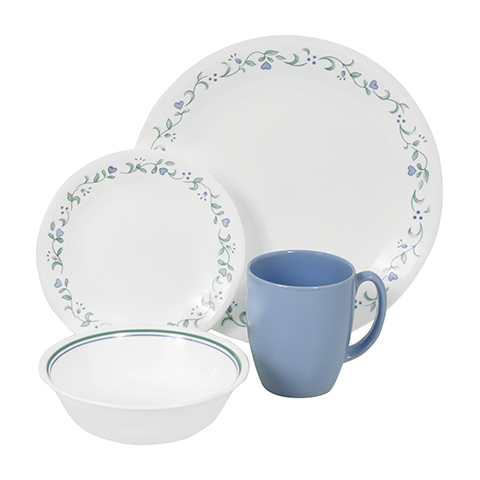 Country Cottage 16 Piece Dinner Set