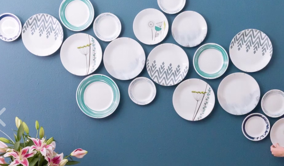 5 Uniquely Creative Ways to Display Your Dishes