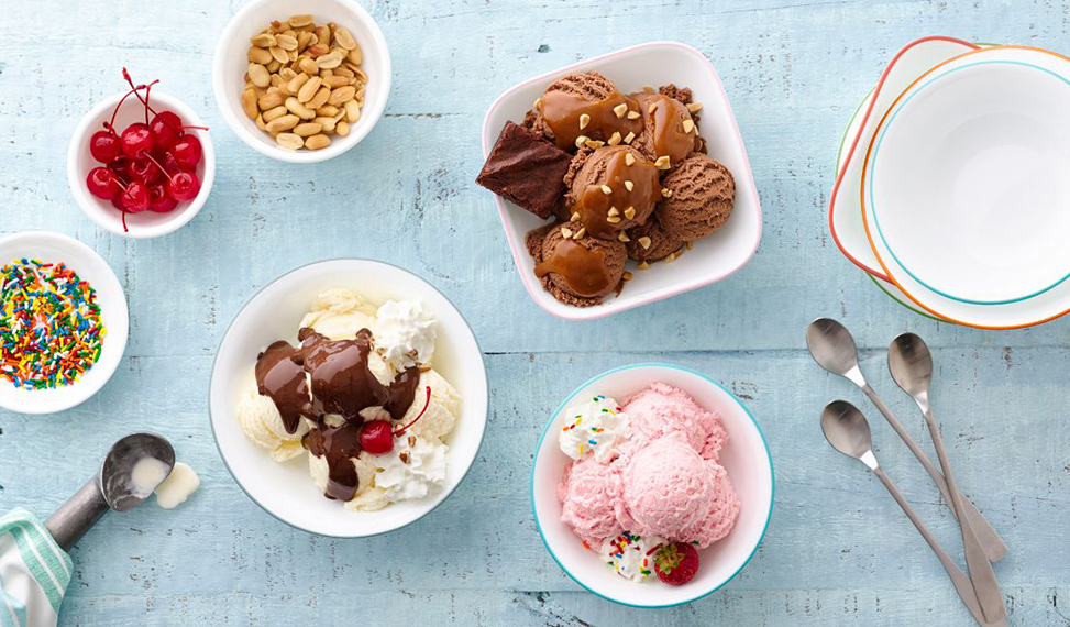 Host an Ice Cream Block Party