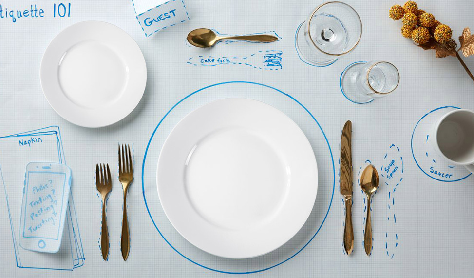 The New Dinner Party Etiquette