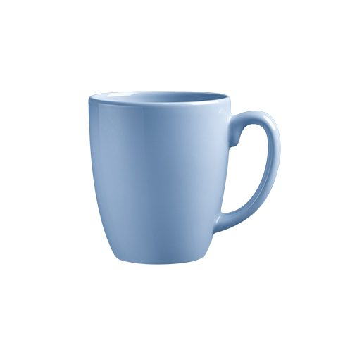 Stoneware Mug - Light Blue