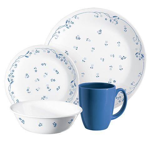 ProvIncial Blue 16 Piece Dinner Set