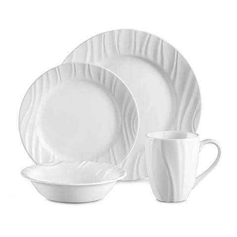 Swept 16 Piece Dinner Set